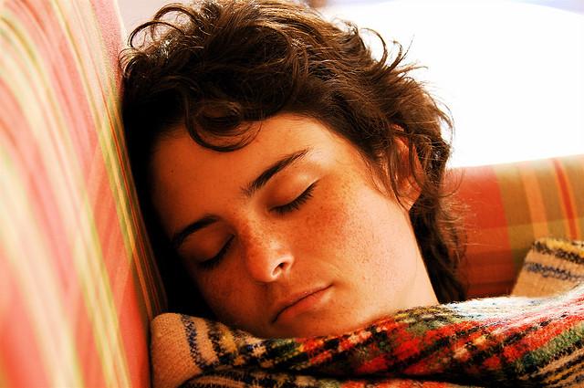 אני ישנה ולבי ער