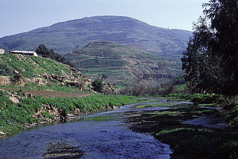 נחל יבוק כשורש לגבורת האמונה על גזרות ההשמד, תמונה ויקיפדיה