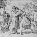 מהו המקום הרוחני אליו הולך יעקב כדי לפגוש את רחל